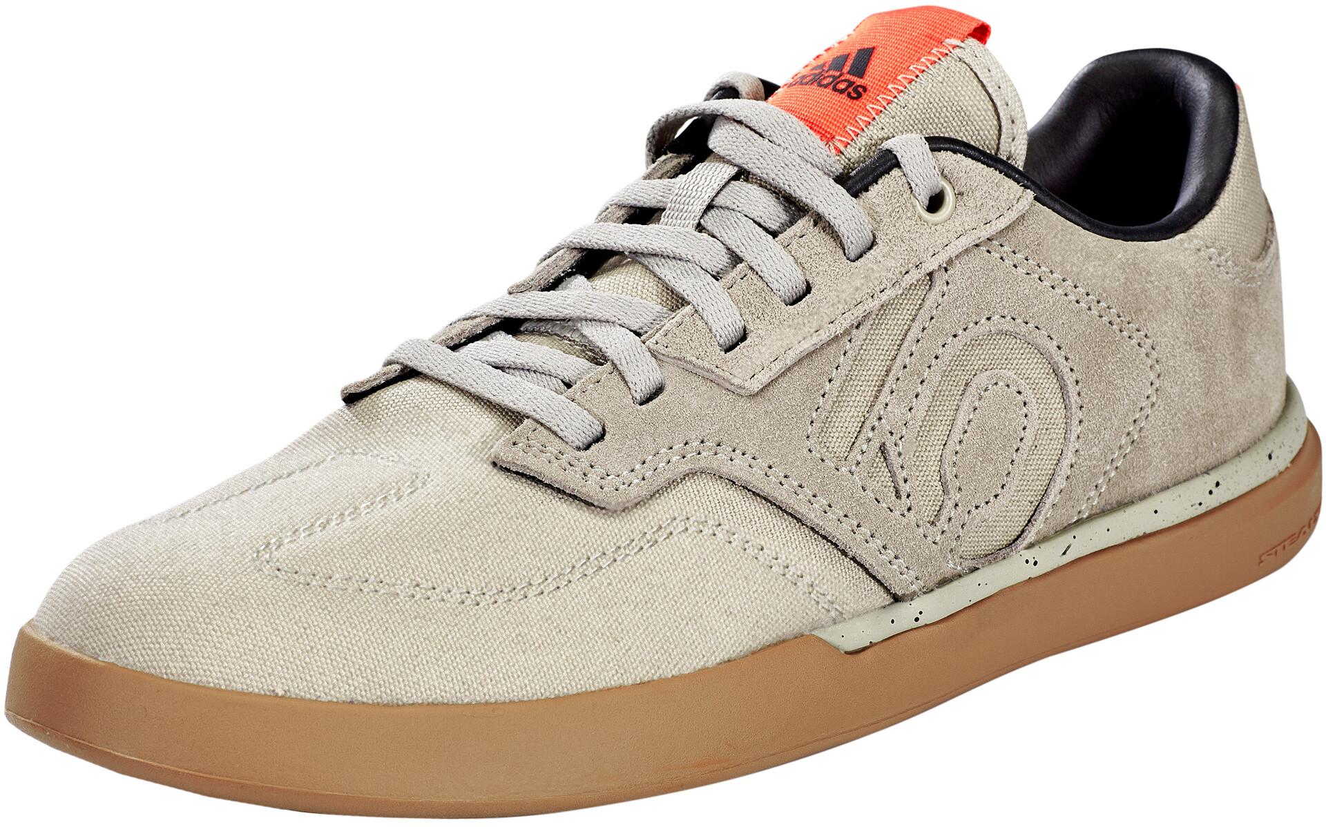 adidas Five Ten Sleuth Mountain Bike Shoes Men, shock redsesamefeather grey